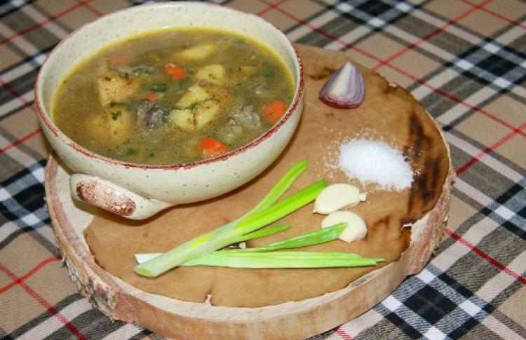 Блюда из мяса марала