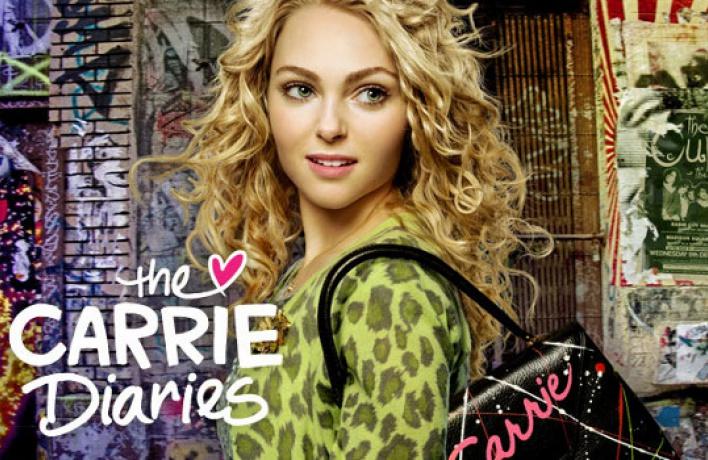Канал The CWначал показ сериала-приквела «Секса вБольшом Городе»