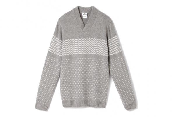 10лучших мужских свитеров сорнаментом - Фото №4