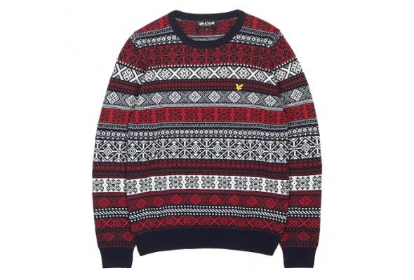 10лучших мужских свитеров сорнаментом - Фото №2