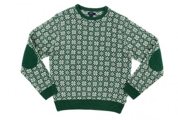 10лучших мужских свитеров сорнаментом - Фото №1