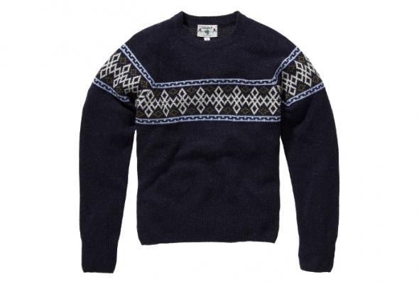 10лучших мужских свитеров сорнаментом - Фото №3
