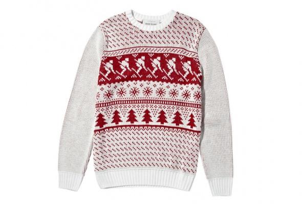 10лучших мужских свитеров сорнаментом - Фото №6