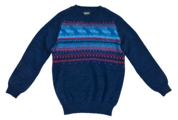 10лучших мужских свитеров сорнаментом - Фото №7