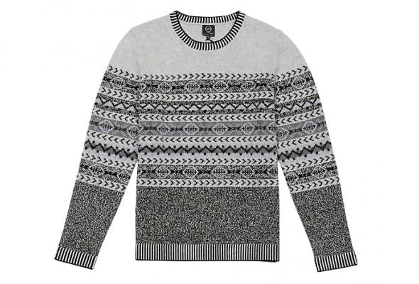 10лучших мужских свитеров сорнаментом - Фото №8