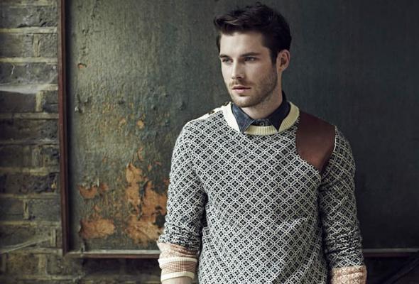 10лучших мужских свитеров сорнаментом - Фото №0