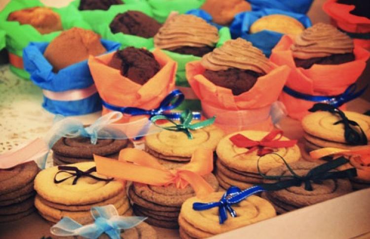 Петербургский фестиваль сладостей Sweet Love