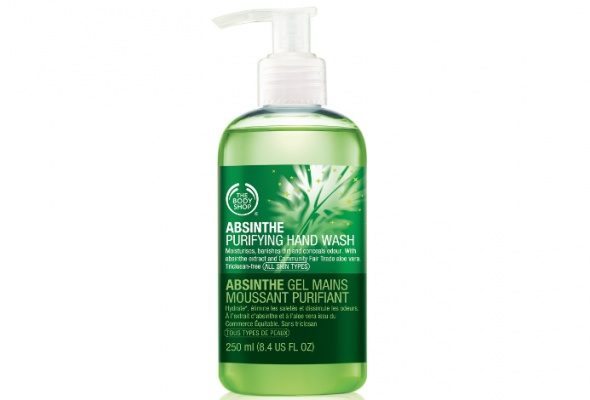 The Body Shop выпустил абсентовые кремы для рук - Фото №2