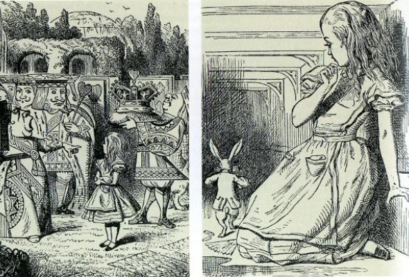 9лучших иллюстраторов «Алисы встране чудес» - Фото №1