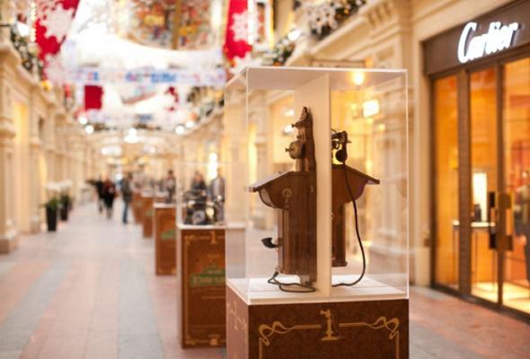 Выставка старинных телефонов - Фото №2