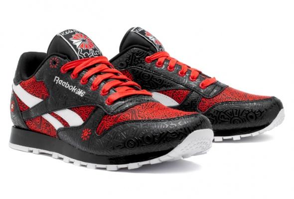Reebok представил коллекцию кроссовок спринтами Кита Харинга - Фото №3