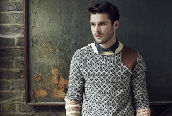 5лучших мужских свитеров сорнаментом - Фото №0