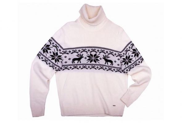 5лучших мужских свитеров сорнаментом - Фото №1