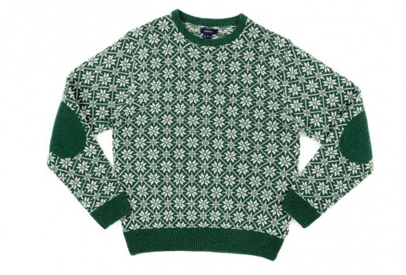5лучших мужских свитеров сорнаментом - Фото №2