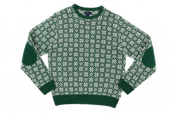 5лучших мужских свитеров сорнаментом