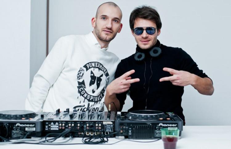 Paraplan DJs