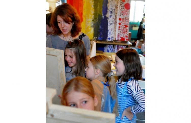 Архитектурная школа для детей