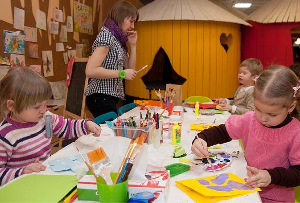 Новое детское пространство «Дубы-Колдуны» - Фото №2