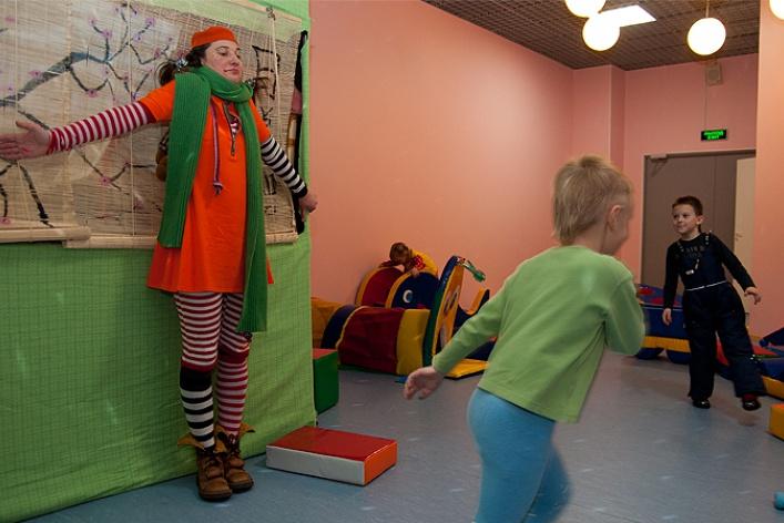 Новое детское пространство «Дубы-Колдуны»