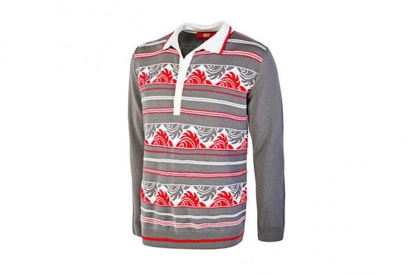 5лучших мужских свитеров сорнаментом - Фото №5