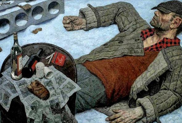 «Без барьеров. Российское искусство 1985-2000» - Фото №1