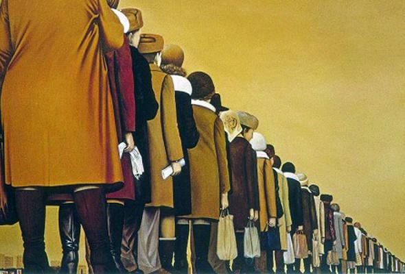 «Без барьеров. Российское искусство 1985-2000» - Фото №4