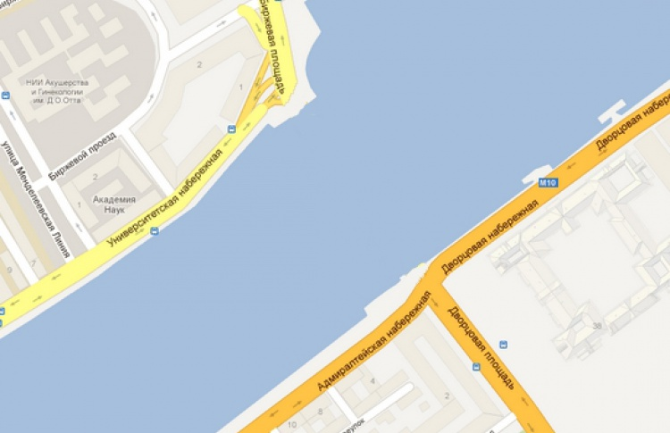С4февраля время закрытия Дворцового моста будет увеличено наодин час