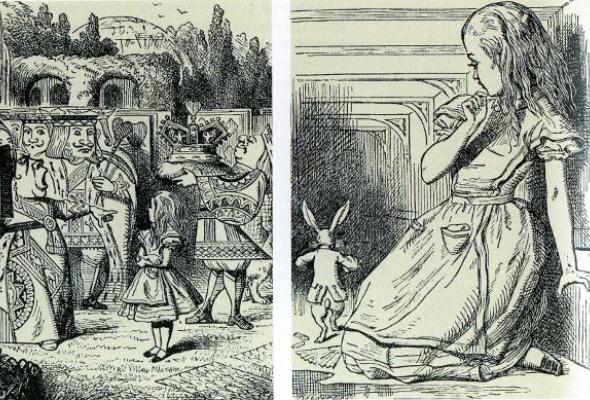 «Алиса встране чудес»: лучшие иллюстрации - Фото №2