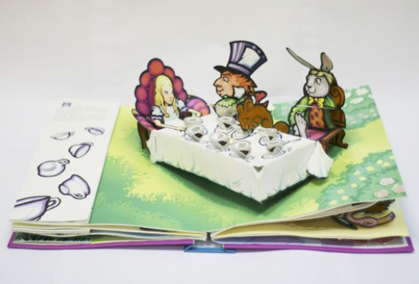 «Алиса встране чудес»: лучшие иллюстрации - Фото №3