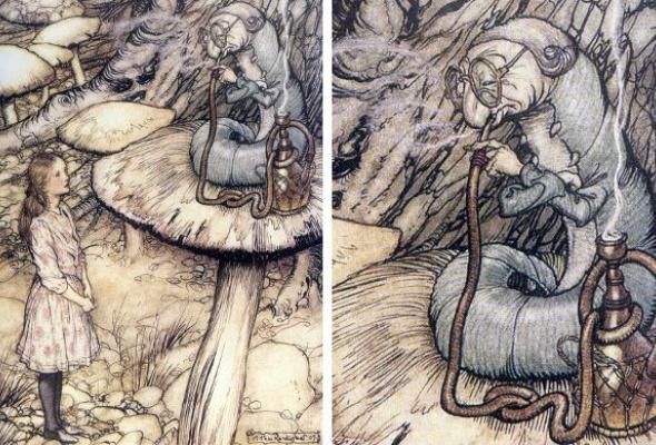 «Алиса встране чудес»: лучшие иллюстрации - Фото №4