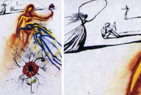 «Алиса встране чудес»: лучшие иллюстрации - Фото №7