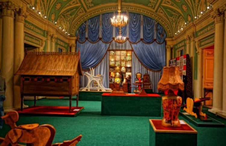 Открытие Санкт-Петербурсгкого музея эротики