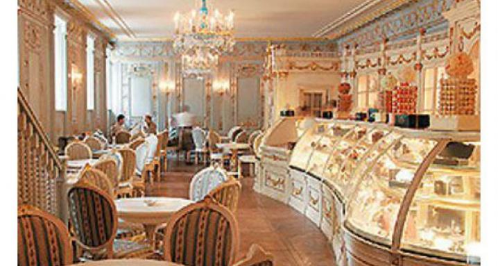 Кондитерская «Кафе Пушкинъ»