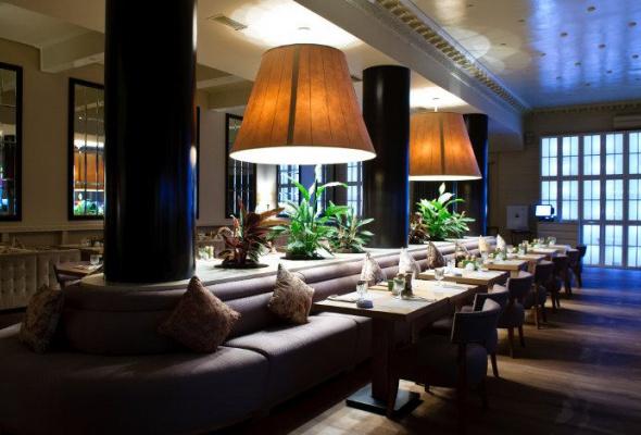 «Нам было уютно вэтом пустом симпатичном ресторане» - Фото №3