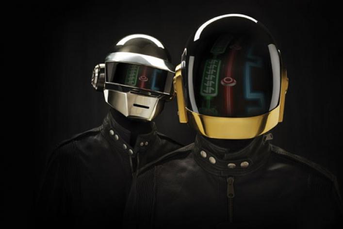 Новый альбом Daft Punk появится вмае