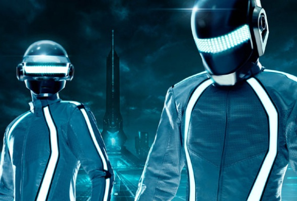 Новый альбом Daft Punk появится вмае - Фото №1