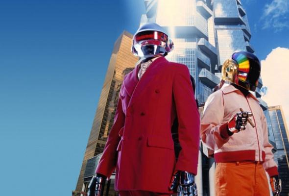Новый альбом Daft Punk появится вмае - Фото №2