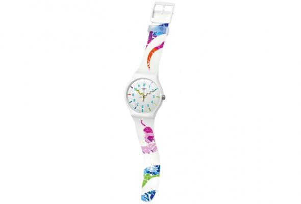 Swatch выпустил новые часы ккитайскому Новому году - Фото №1