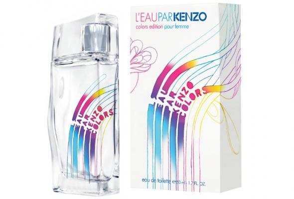 Лимитированный выпуск L'eau Par Kenzo, Colours - Фото №0