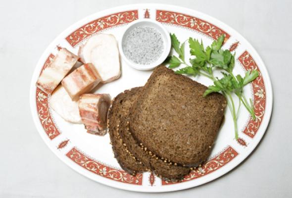 Рецепт: Закуска «Московская» - Фото №1