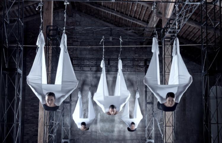 Вфитнес-клубах World Class появились занятия поантигравити-йоге