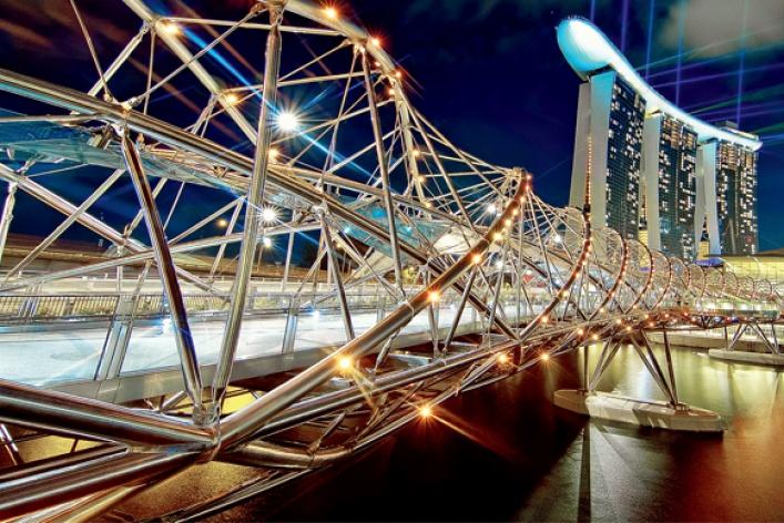 Гастрономический Сингапур