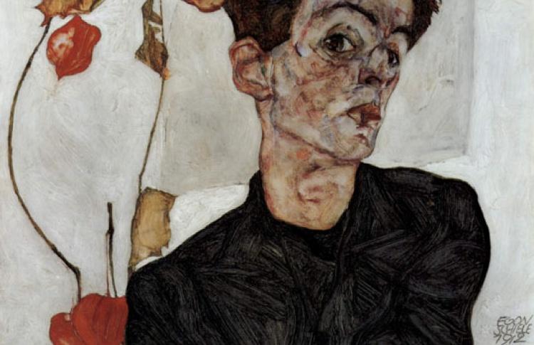 Контуры драмы и эротизма: Эгон Шиле