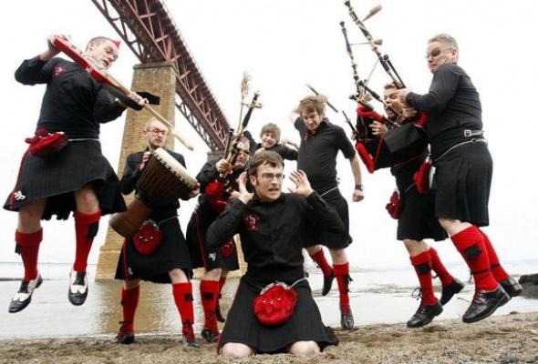 Музыка Шотландии: 10любимых групп редакции Time Out - Фото №1