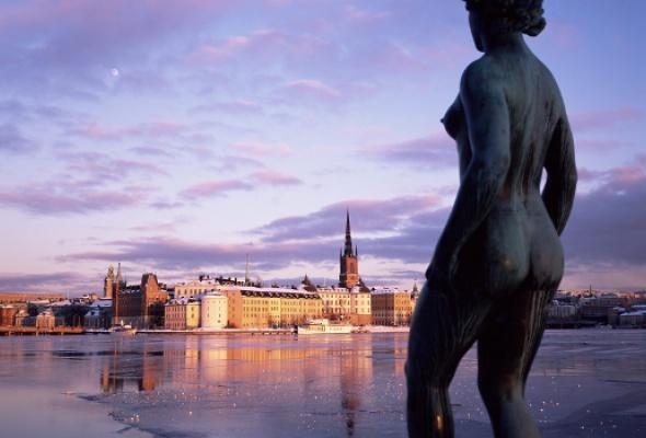 Прогулки поСтокгольму - Фото №0