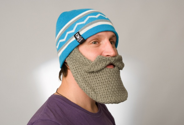Бородатая шапка - Фото №0