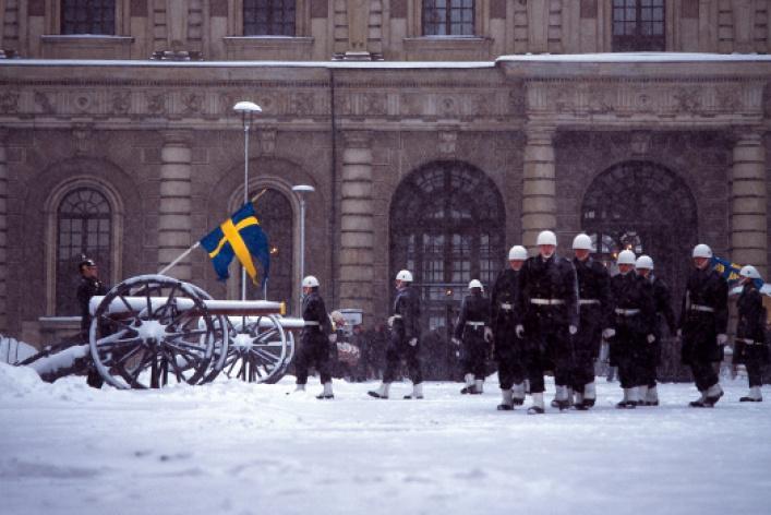 Прогулки поСтокгольму
