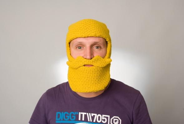 Бородатая шапка - Фото №2
