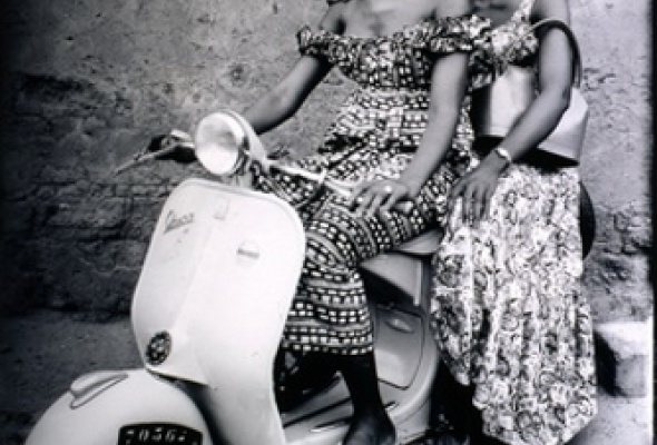 Сейду Кейта. Из коллекции Жана Пигоцци - Фото №2