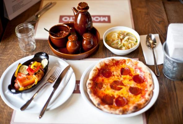 Пицца-ланч - Фото №1